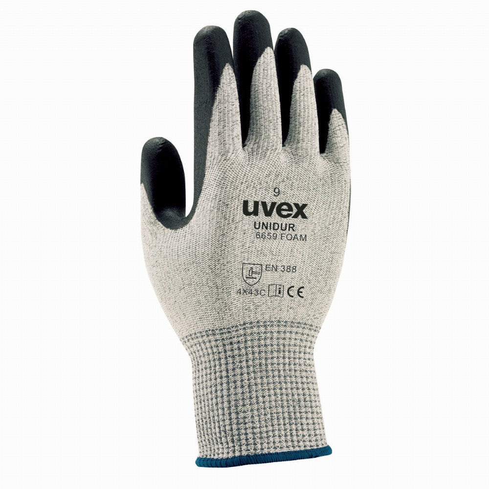 uvex unidur UD6659 cut protection work gloves