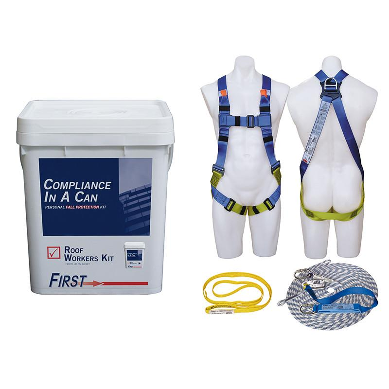 Protecta FIRST Roof Workers Kit - Compliance in a Can