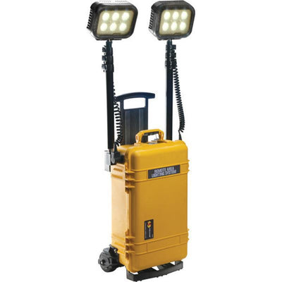 Pelican 9460RS 2-head Remote Area Lighting System (Wireless)