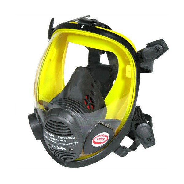 Scott Safety Protector Fullface Mask Sml Side Filter RFF4000S