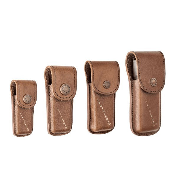 Leatherman Sheath - Heritage Brown Peg
