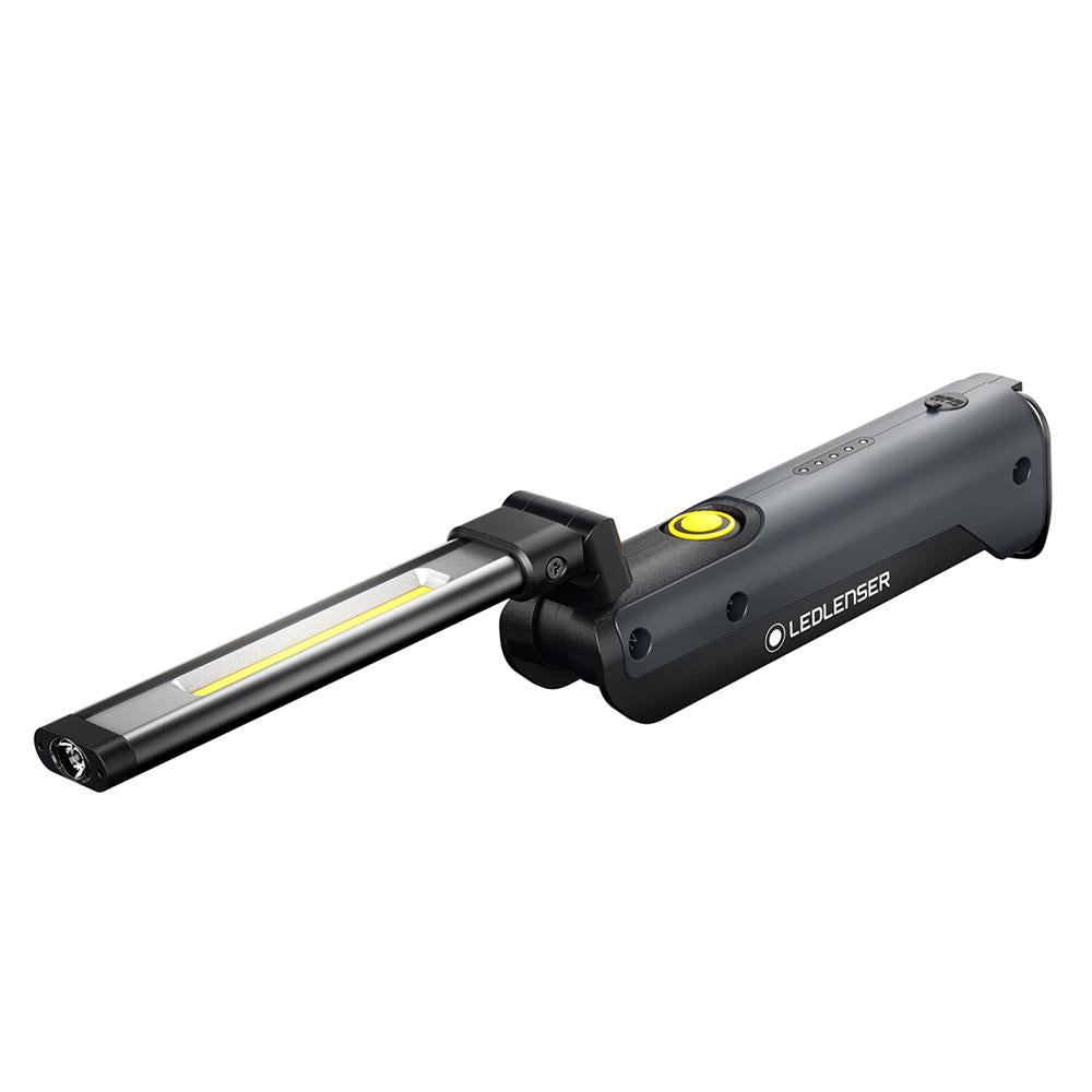 Led Lenser Industrial iW5R FLEX Work Light - Rechargeable