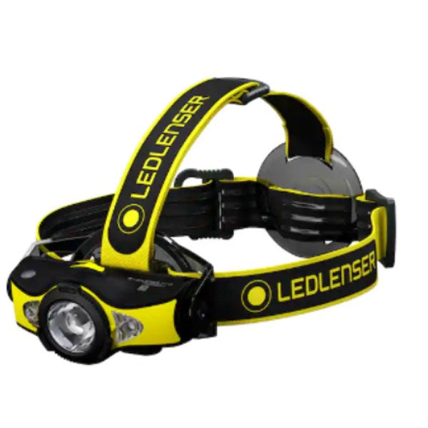 LED Lenser iH11R Rechargeable Headlamp (with Box)