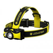 LED Lenser iH9R Rechargeable Headlamp (Comes with box)