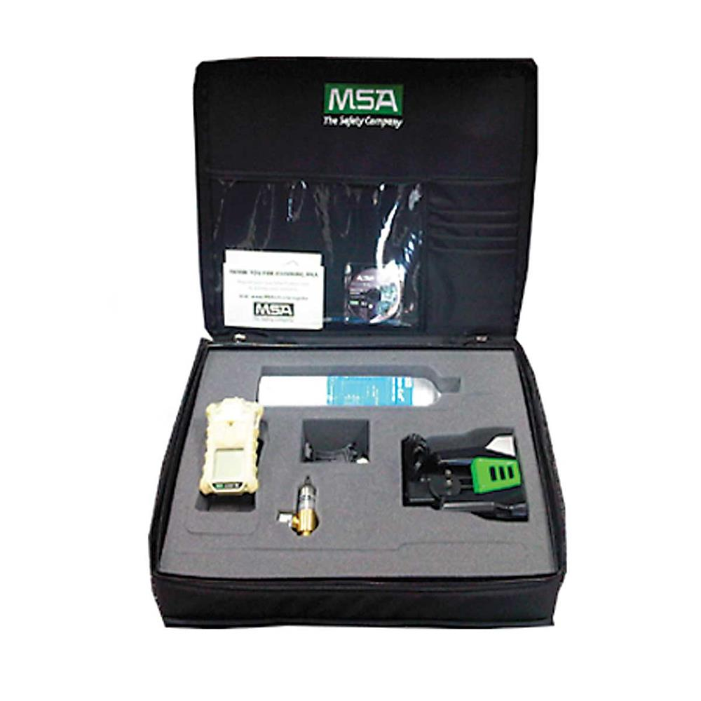MSA Altair 4XR Gas Detector with Bluetooth (Full Calibration Kit)