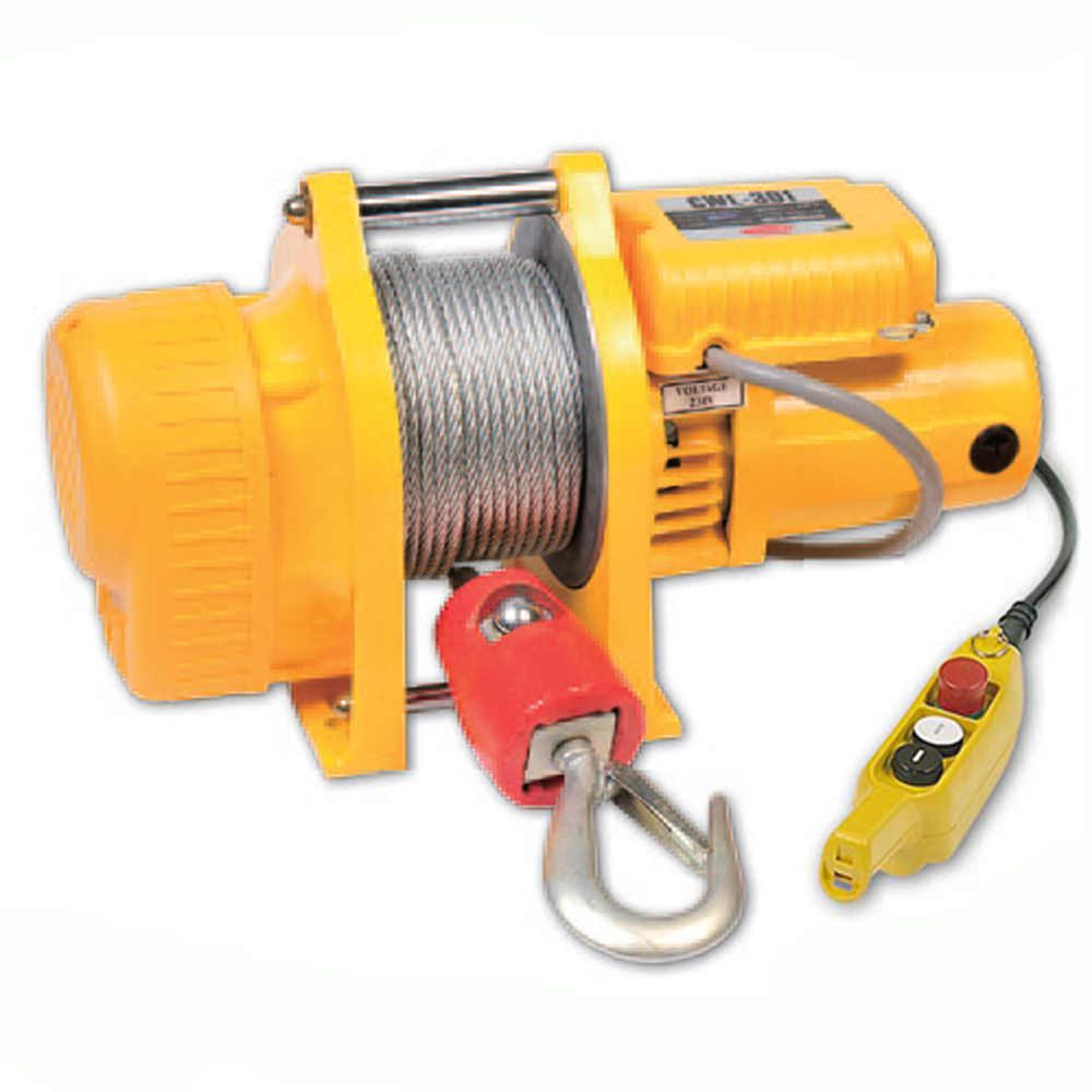 Pacific Hoists Electric ComeUp Winch  CWL301L