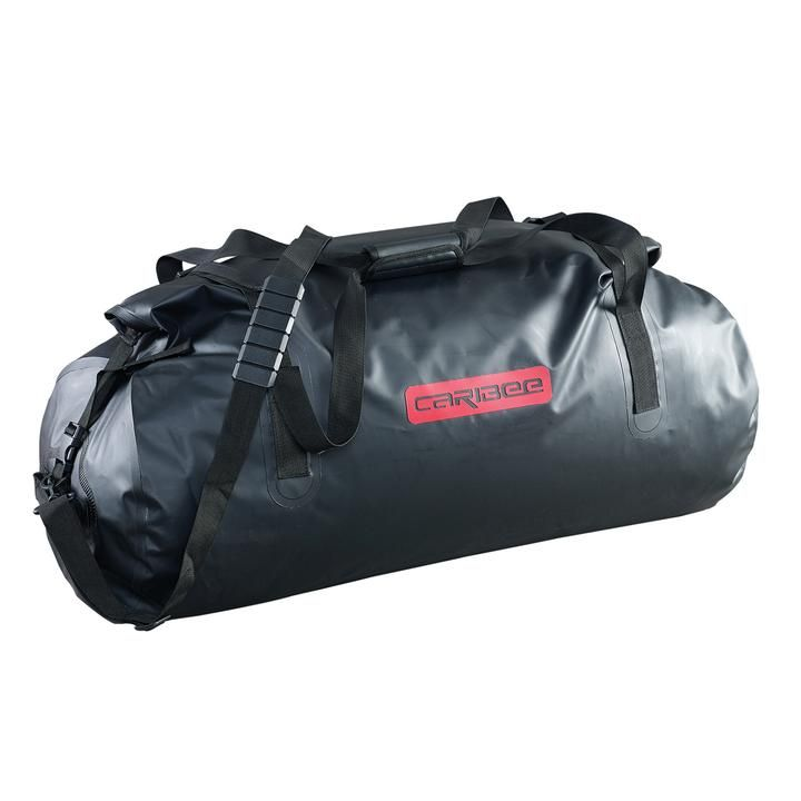 Caribee Expedition Wet Roll Kit Bag Duffle - Waterproof