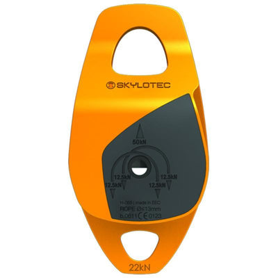 Skylotec DOUBLE ROLL 2L Rope Pulley