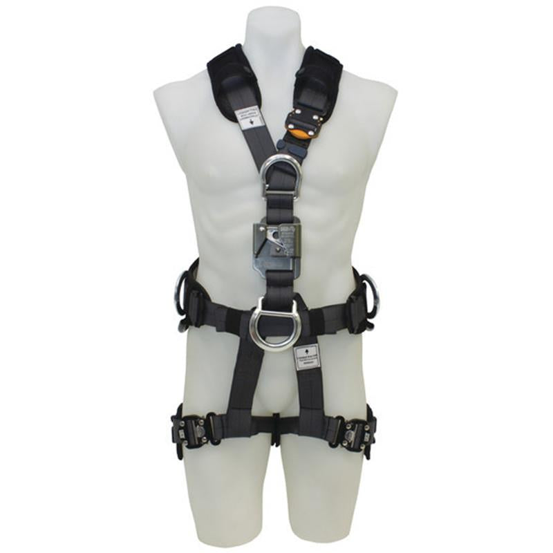 Sala ExoFit NEX Suspension Harness with Chest Ascender