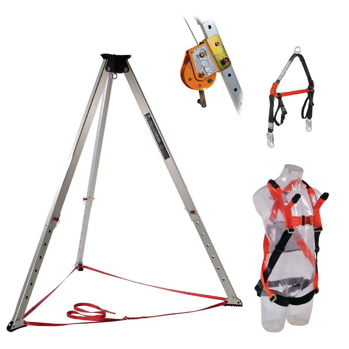 Ferno Confined Space Access Kit