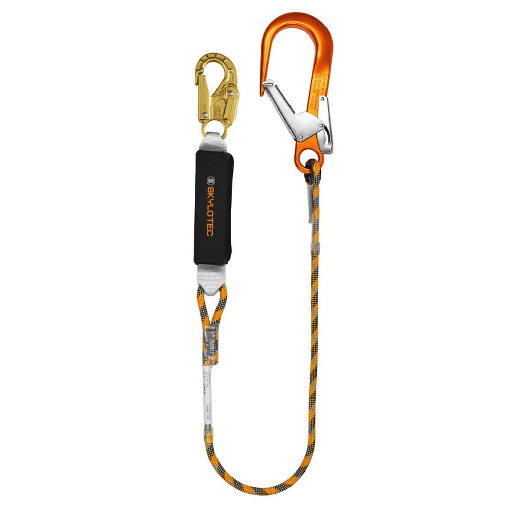 Skylotec BFD SK12 Large Hook Rope Lanyard 2mt