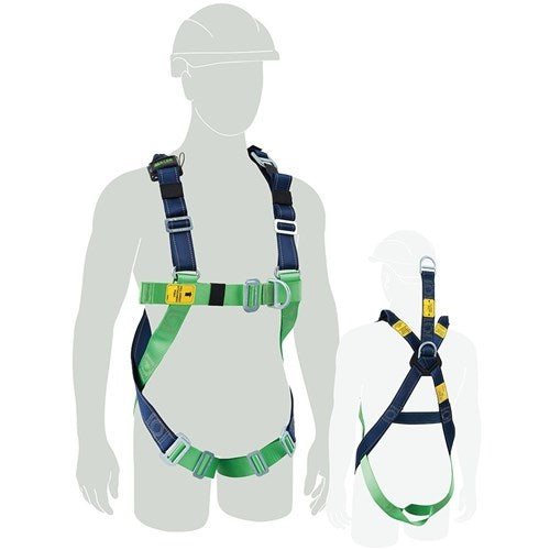Miller Confined Space Maintenance Harness