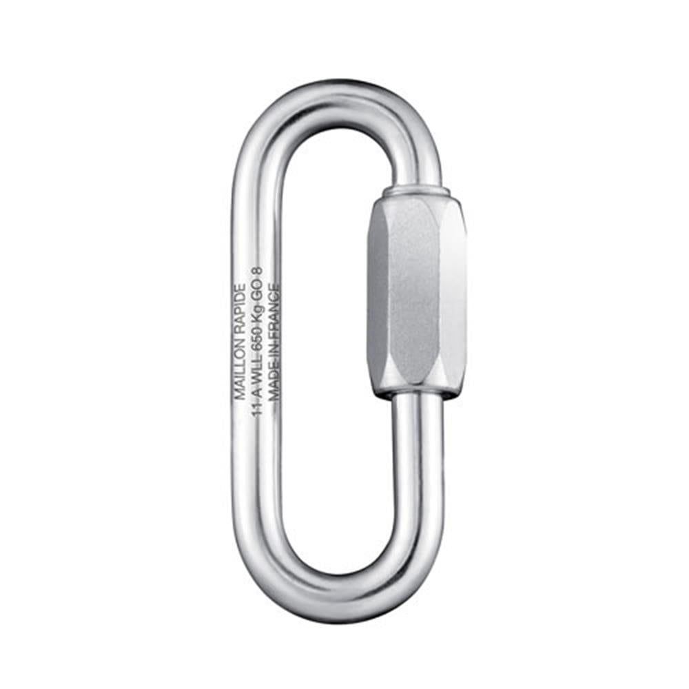 Maillon Rapide Quick Links - OVAL Large Opening WIDE MOUTH