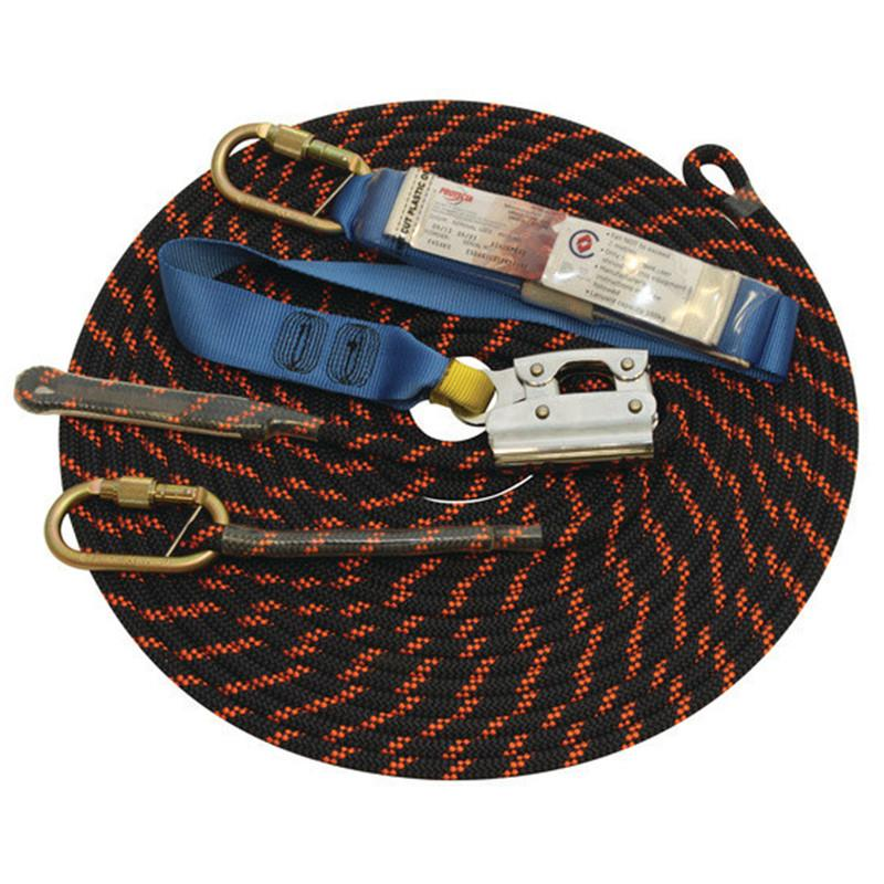 Protecta Lifeline Assembly System with integral Rope Grab and Lanyard