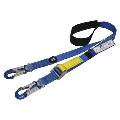 Sala Webbing POLE STRAP with Alloy Hooks & Adjuster - 3.5 mt