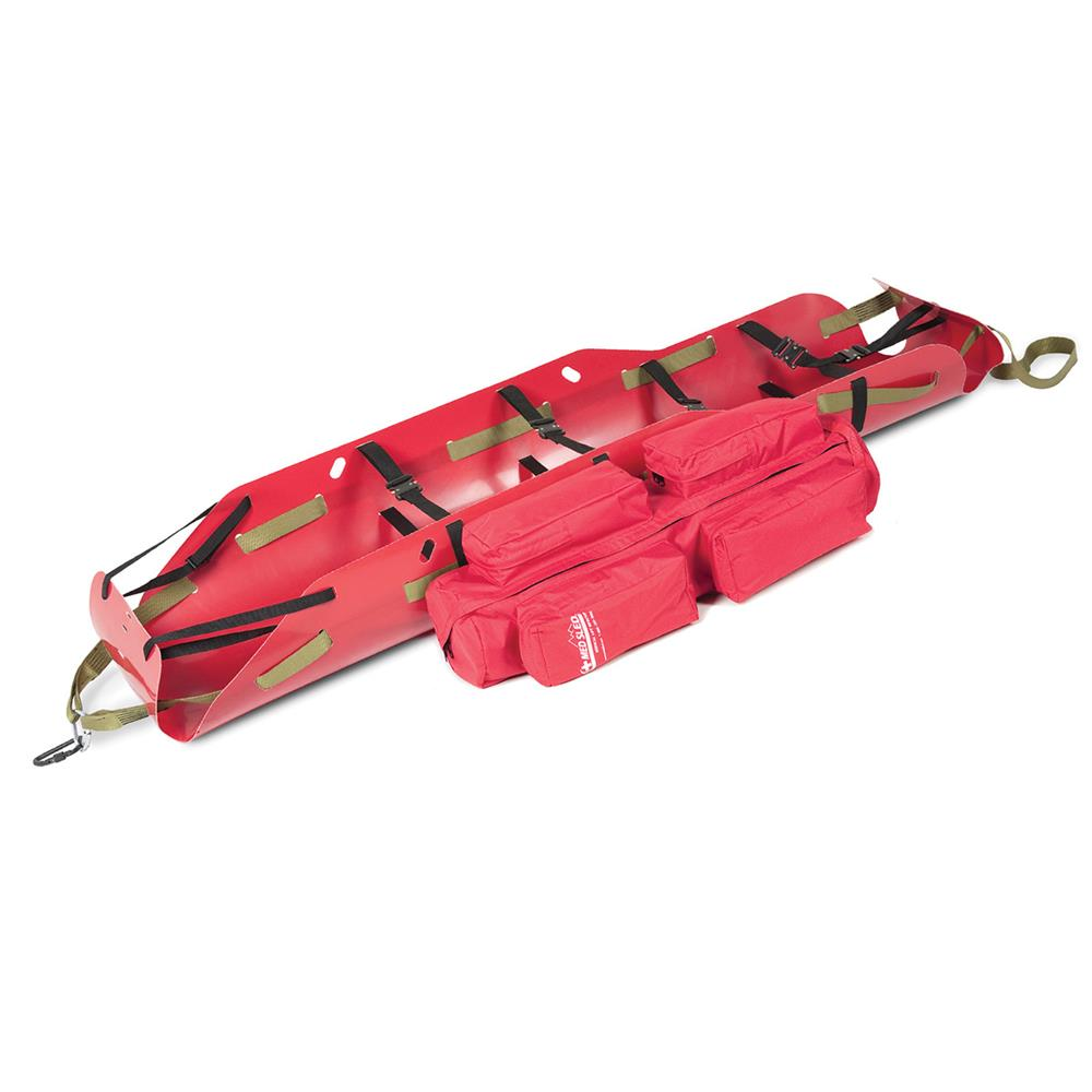 Ferno Med Sled Rescue Portable Vertical Rescue Stretcher