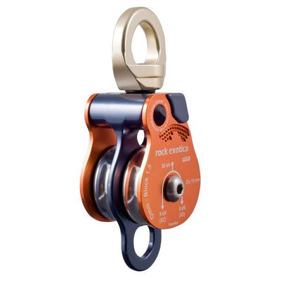 "Rock Exotica 1.5"" Double Omni-Block Pulley 