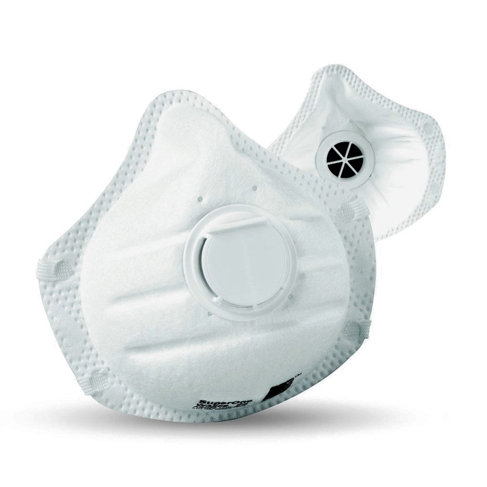 Honeywell P2 Disposable Respirators - Superone W3206 (box of 20)