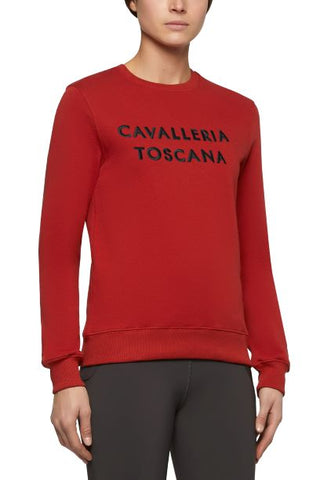 Cavalleria Toscana Women's V Neck Sweater Fall19