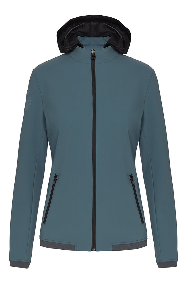 Cavalleria Toscana  Softshell Warm Up Jacket SS2020 GID215 - Luxe EQ