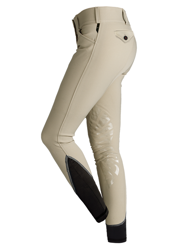 Struck WOMEN'S WOMEN'S 55 SERIES SHOW Breeches BEIGE - Luxe EQ