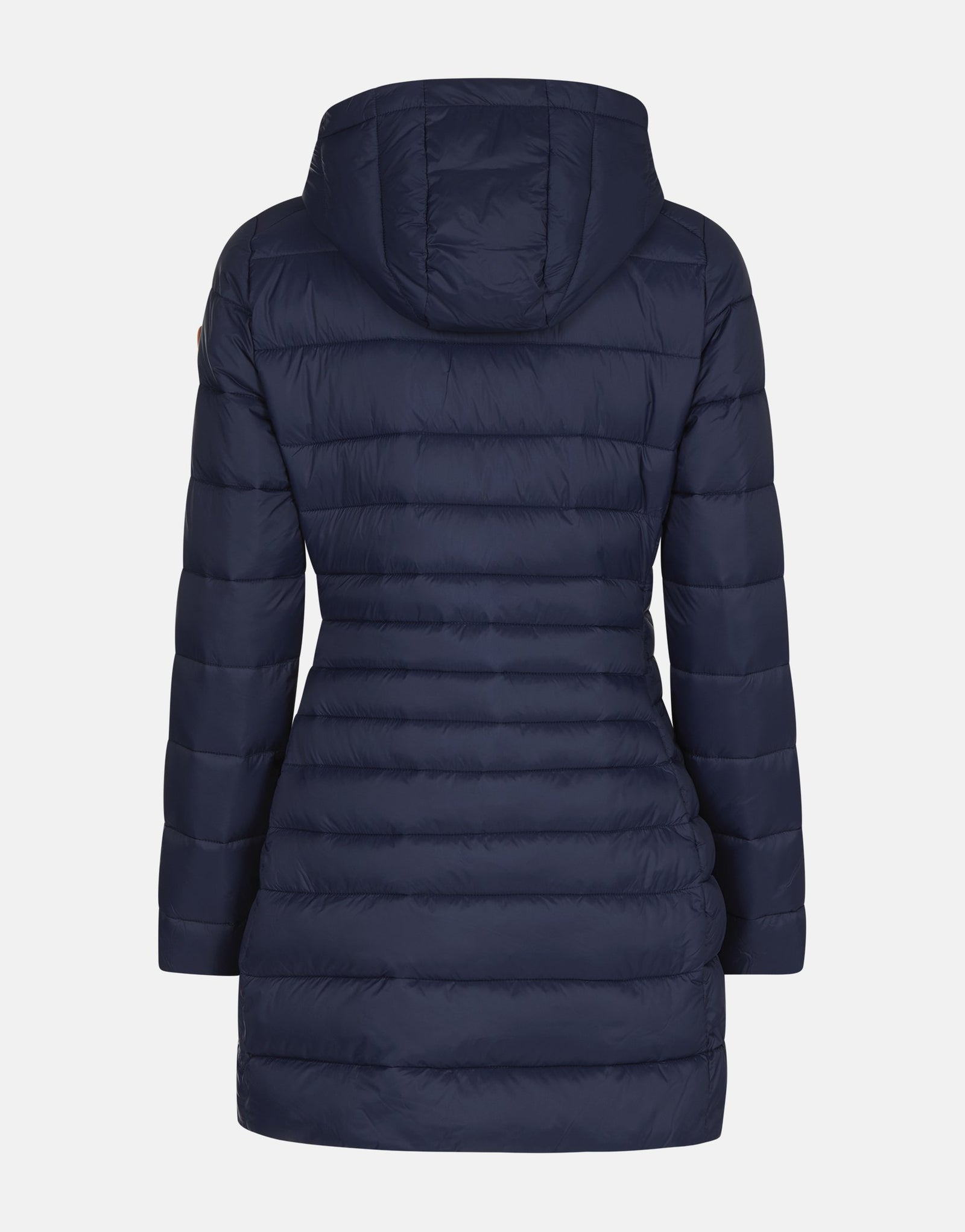 Save the Duck Giga hooded long coat - Luxe EQ