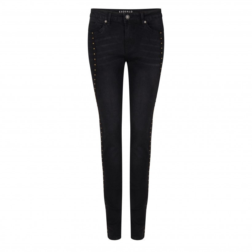 Esqualo Studded Jeans - Luxe EQ