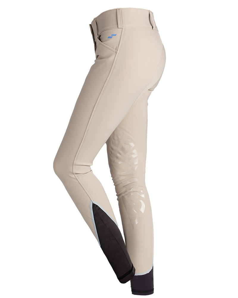 Struck WOMEN'S WOMEN'S 50 SERIES SHOW Breeches BEIGE - Luxe EQ