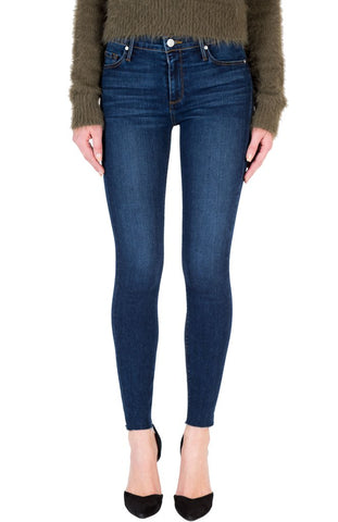 Black Orchid Denim June Skinny Jean Samba Red