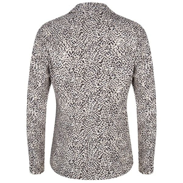 Esqualo animal print jacket - Luxe EQ