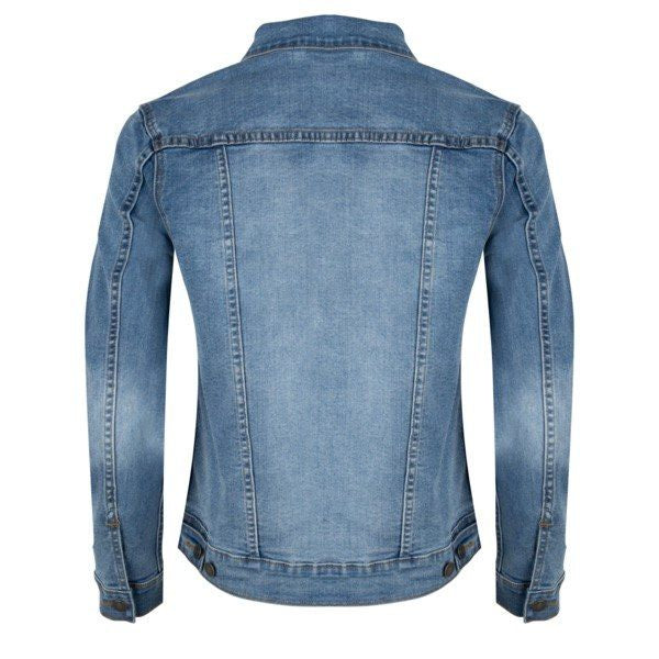 Esqualo Jean Jacket - Luxe EQ