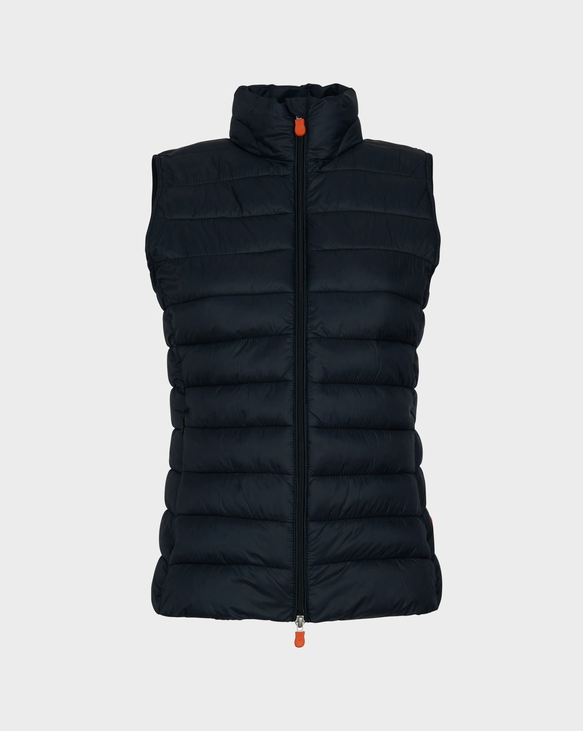 Save The Duck Womens Giga vest in Black - Luxe EQ