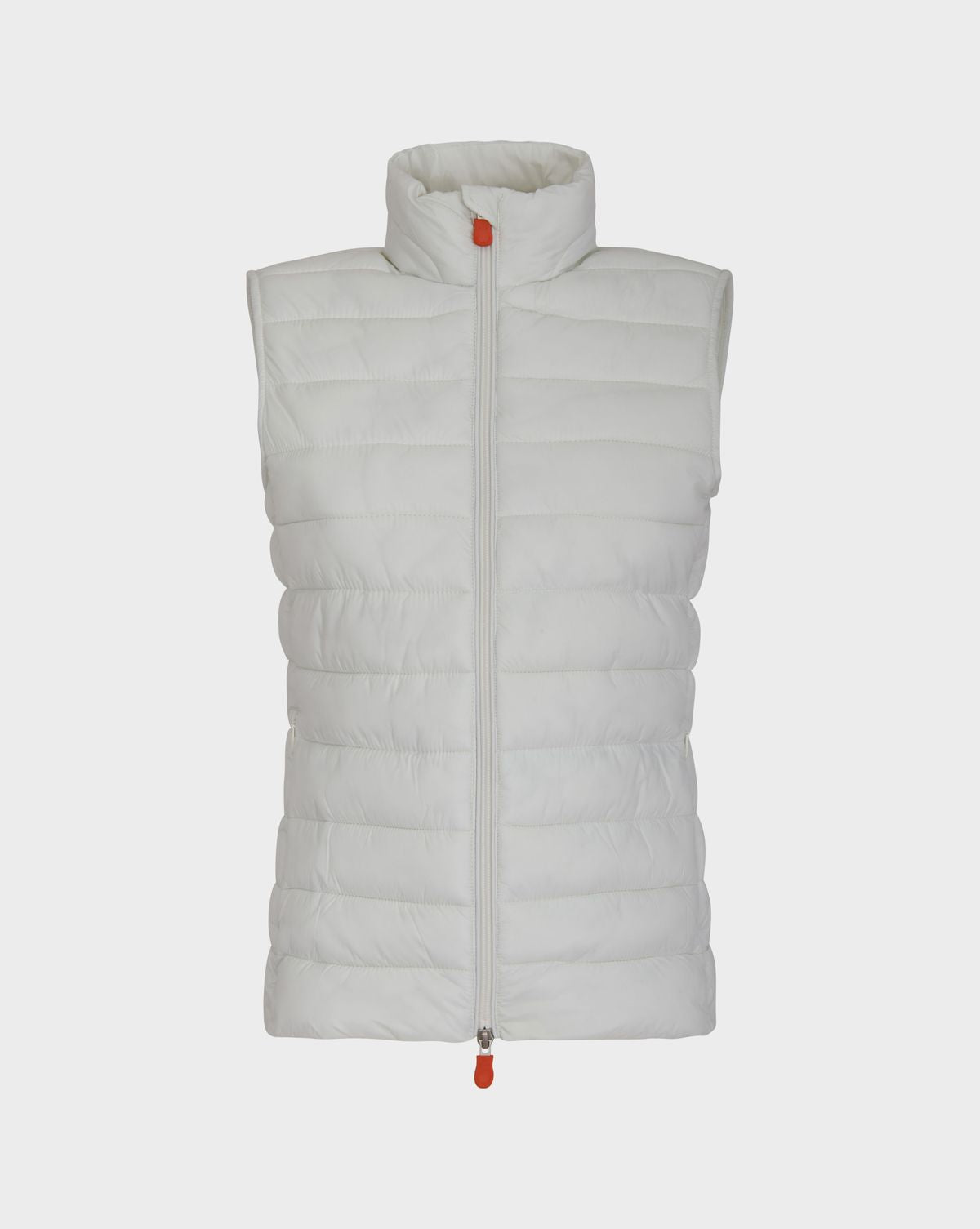 Save The Duck Womens Giga vest in off white