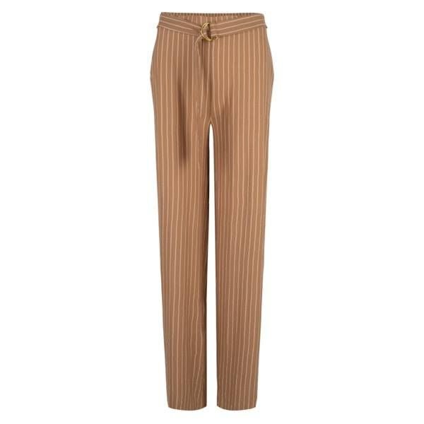 Esqualo Pin stripe Wide Leg Pant - Luxe EQ