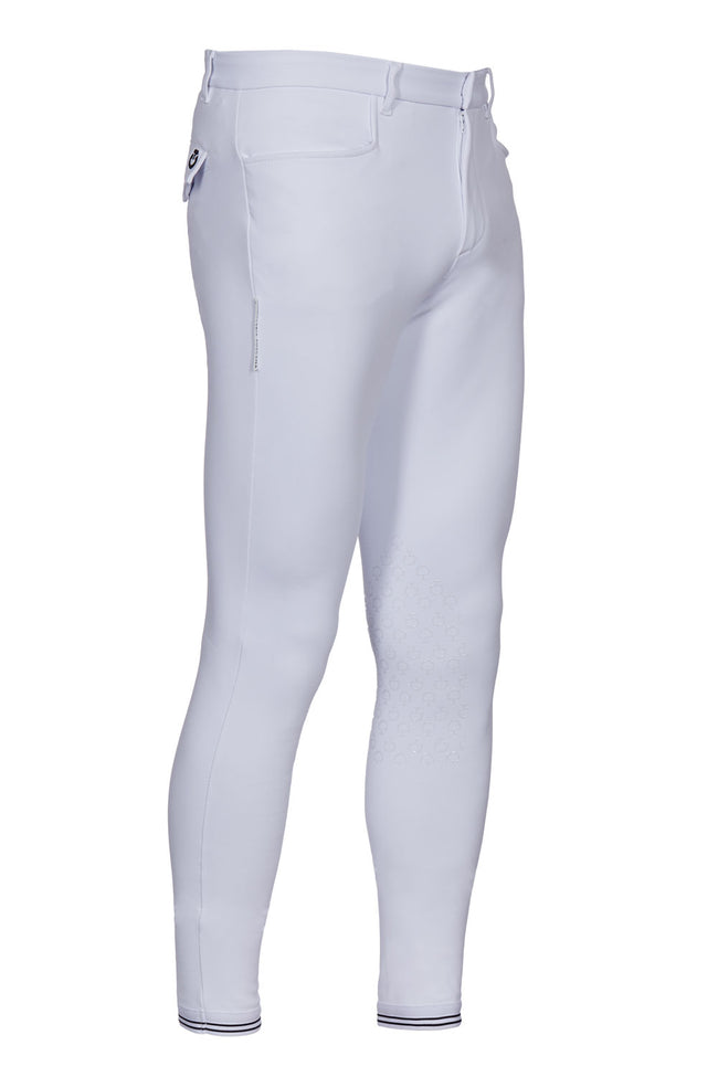 Cavalleria Toscana Men's Piquet New Grip Breeches - Luxe EQ