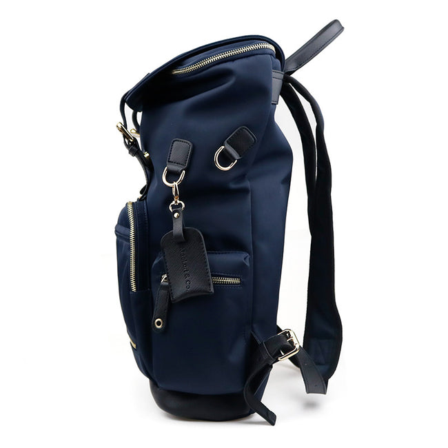 Maelort Waterproof Technical Back Pack Navy - Luxe EQ