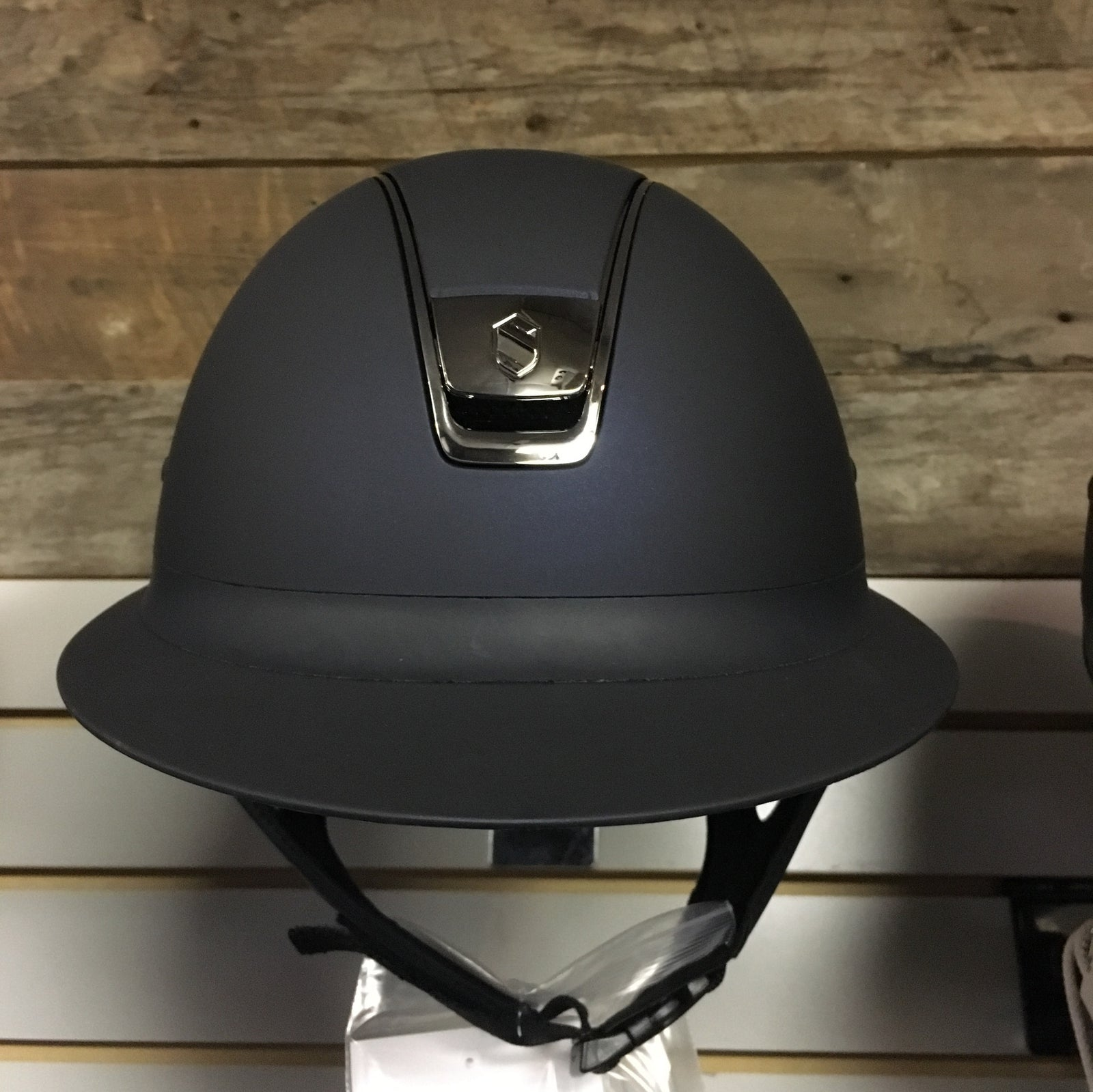 Samshield Miss Shield Helmet Shadow Matte - Luxe EQ