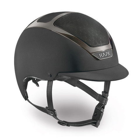 KEP Helmet Polo Visor Matte Black Large Shell