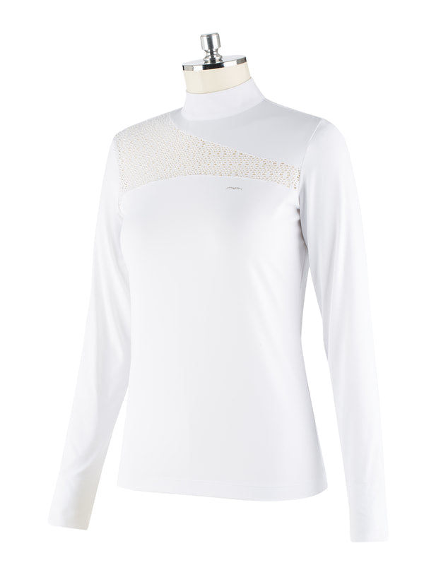 Animo Basel Long Sleeve Show Shirt - Luxe EQ