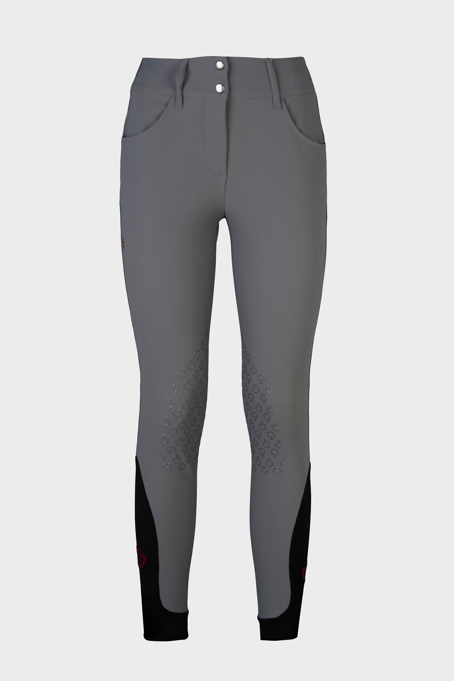 Cavalleria Toscana American Breeches Medium Grey 8980 - Luxe EQ