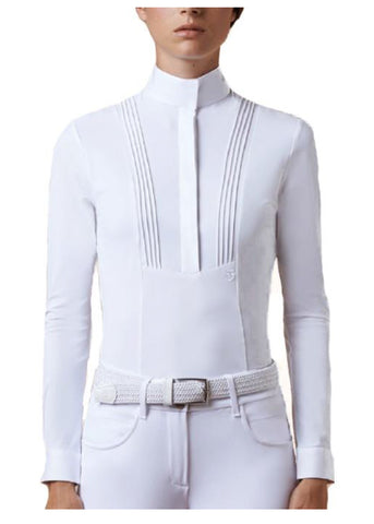 Cavalleria Toscana Tech Wool Zip Turtleneck