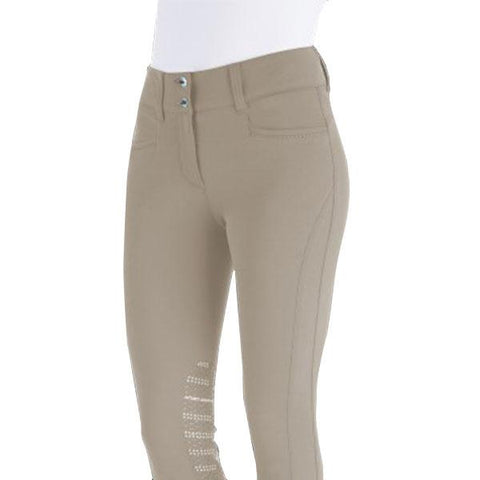 Tailored Sportsman Breech Girl's 2017 Trophy Hunter Breech Youth 3960 Front zip Low rise