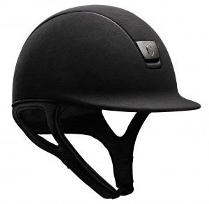 Samshield Helmet Premium Alcantara with Leather Top