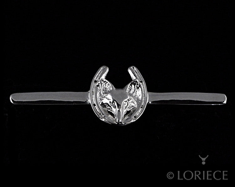 Loriece Stock Pin Fox and Horse Shoe - Luxe EQ