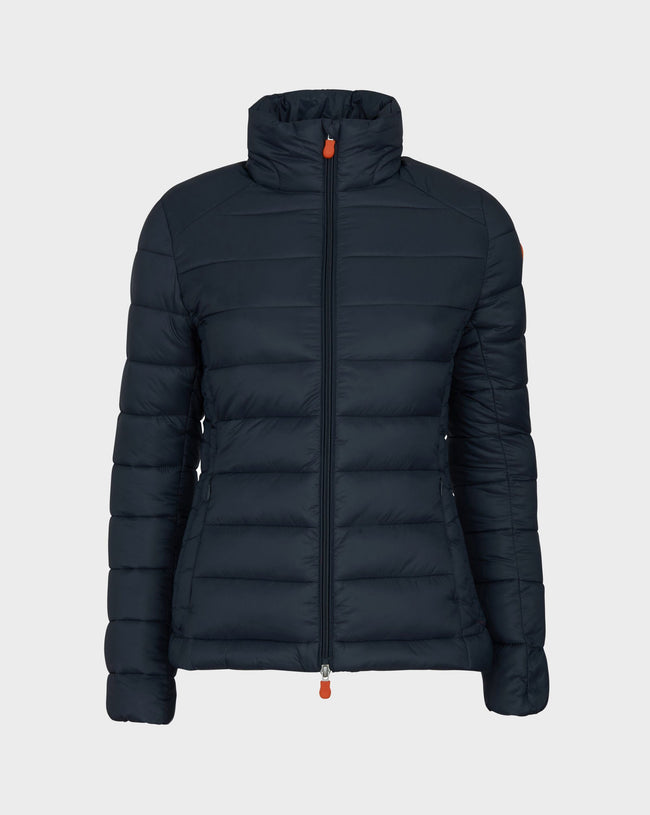 Save The Duck Giga Jacket Ebony Grey - Luxe EQ