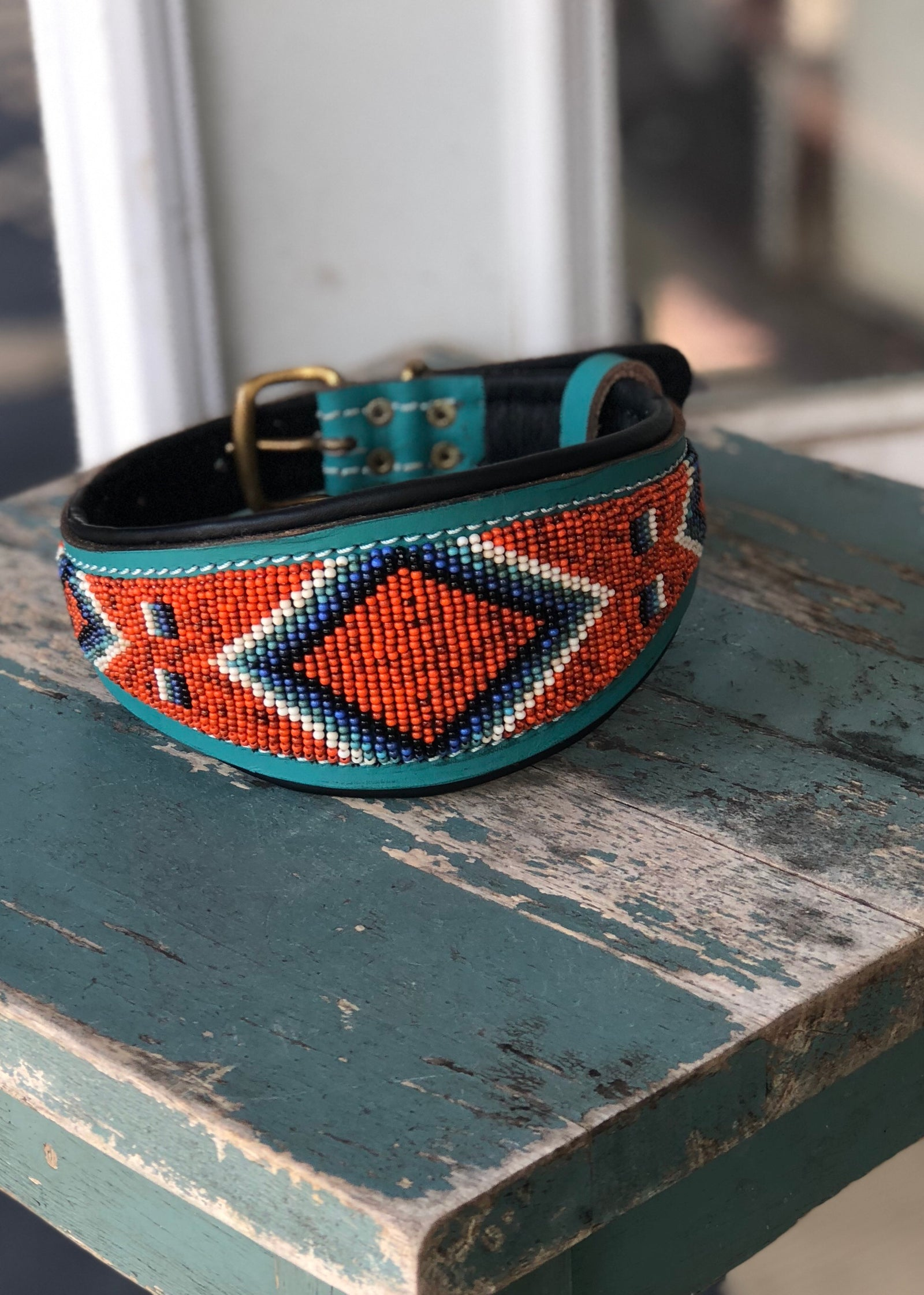 Zinj Dog Collar Lurcher Large - Luxe EQ