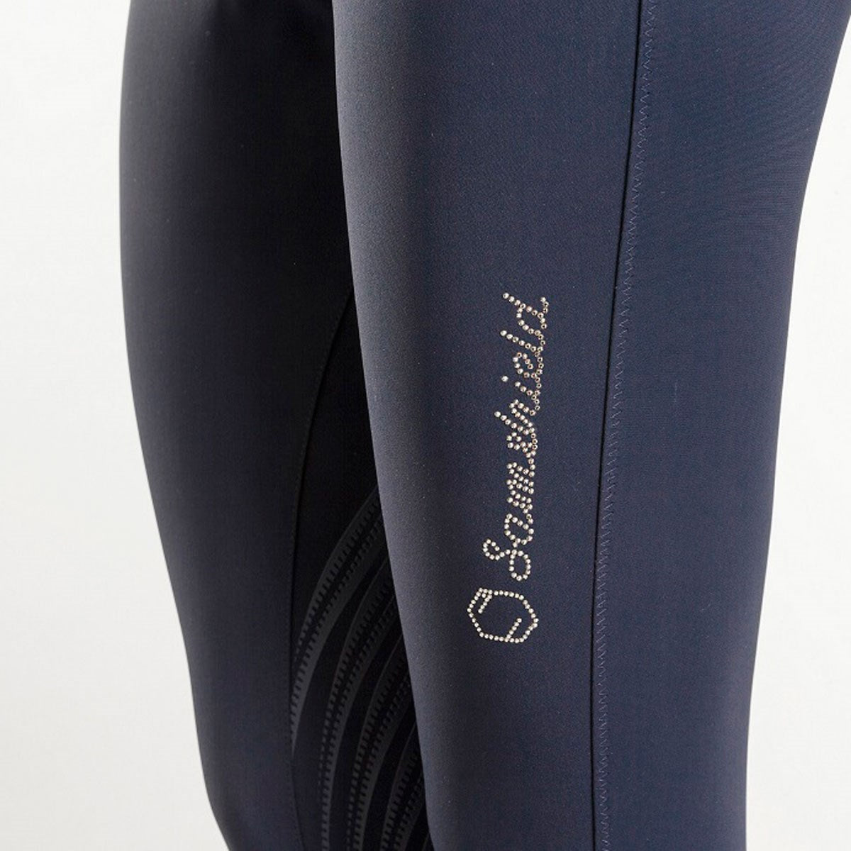 Samshield Breeches Adele Navy - Luxe EQ