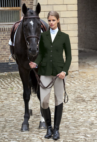 Winston Equestrian Coat Chicago