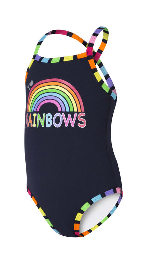.Rainbow cross back