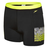 .Real Time Sport Short Yellow